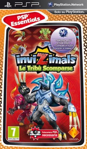 Sony Invizimals - Juego (PSP, PlayStation Portable (PSP), Acción, ITA)