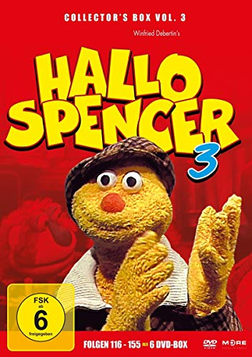 Hallo Spencer - Collector's Box 3 (Episoden 116-155) (6 DVDs)