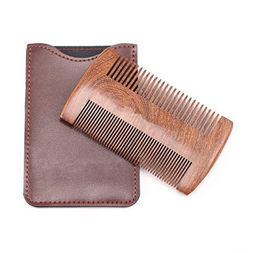 Holzdesign baard styling sjabloon baardkam voor mannen gereedschap