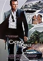 007 James Bond CASINO ROYALE (007 ジェームスボンド カジノロワイヤル) ポストカード