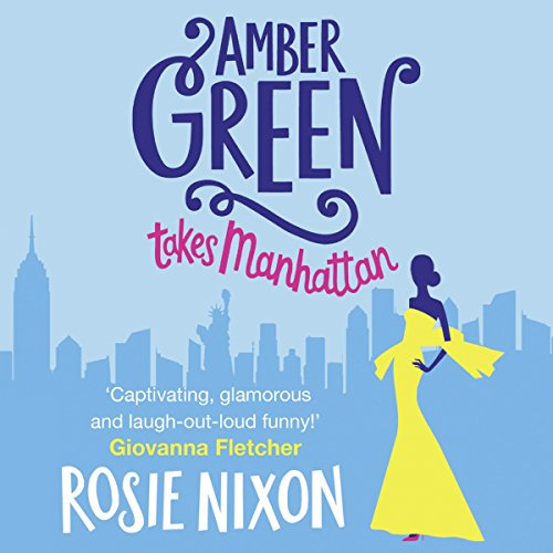 Amber Green Takes Manhattan cover art
