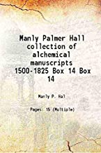Best manly palmer hall collection of alchemical manuscripts Reviews
