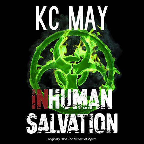Inhuman Salvation audiobook cover art