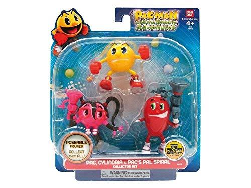 Tripack Aventura Pacman (Pack 1)
