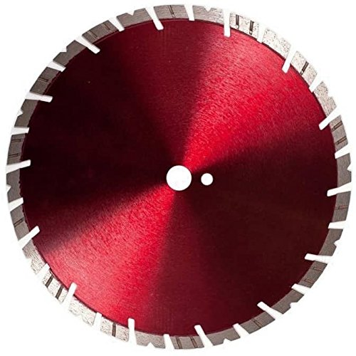 General Purpose Diamond Saw Blades for Concrete and Brick - 14' Diameter 1' Arbor