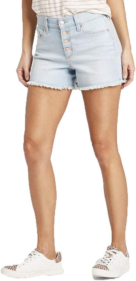 Universal Thread Women's High-Rise Slim Fit Jean Shorts -