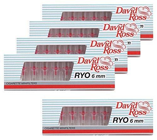 柘製作所(tsuge) デビッド・ロス・RYOホルダー 【10本入り】 ×5パック #50882