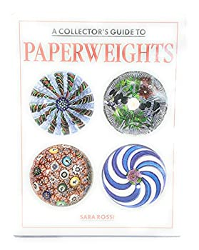 Hardcover Collector's Guide to Paperweights Book