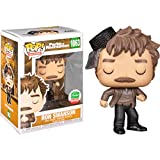 Funko Pop Television : Parks and Recreation - Ron Swanson (Exclusive) 3.75inch Vinyl Gift for TV Fan...