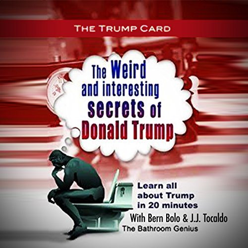 The Trump Card audiobook cover art
