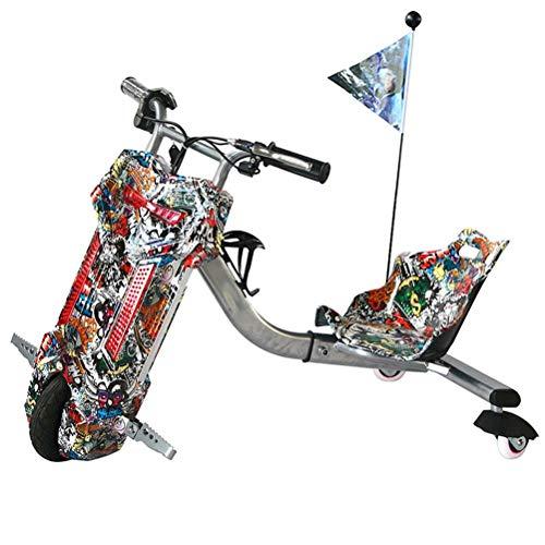 que es lo mejor triciclo drift eléctrico elección del mundo