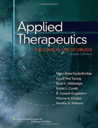 Applied Therapeutics: The Clinical Use of Drugs (Point...