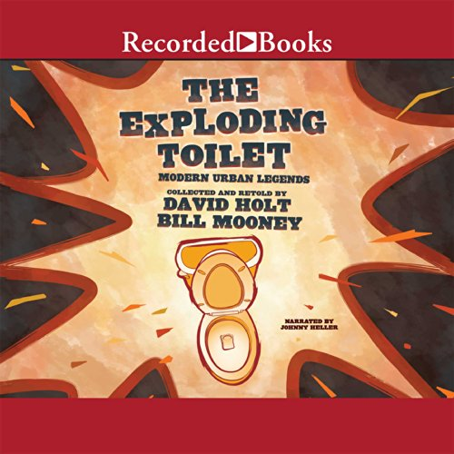 The Exploding Toilet audiobook cover art