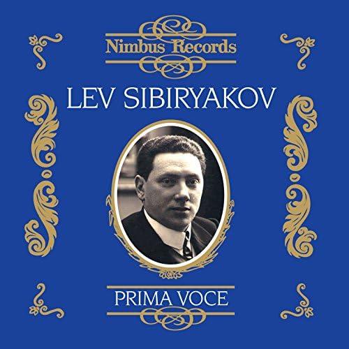 Lev Sibiryakov & Alexander Alexandrovich