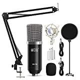 TONOR XLR zu 3.5 mm Kondensator-Mikrofon Kit Schall Podcast Studio