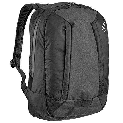 Defcon5 Sac à dos sportif Insigna Camping 28 litres, polyester 420 deniers (Noir)