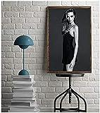w15y8 Cara Delevingne Kunstplakat Malerei Poster
