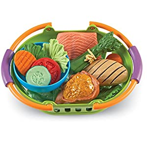 learning resources new sprouts healthy dinner,multicolor,8 d x 7 w x 4 h in - 51BU5UDKyzL - Learning Resources New Sprouts Healthy Dinner,Multicolor,8 D x 7 W x 4 H in