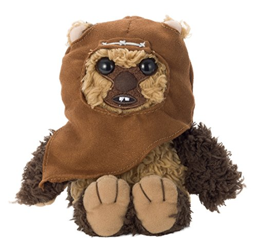 Star Wars Beans Collection Wicket W. Warrick Ewok Plüsch Stuffed Toy Sitzt Höhe ca. 13cm