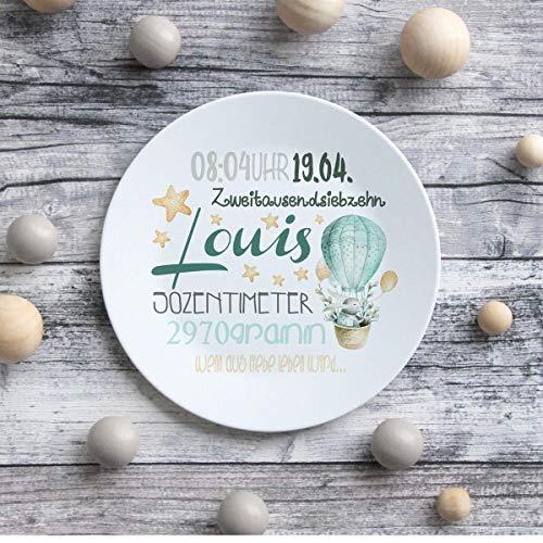 Teller Kinderteller Melaminteller Kunststoffteller Louis
