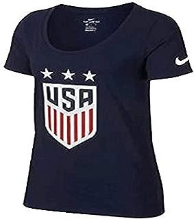 Nike Women's Team USA Crest T Shirt