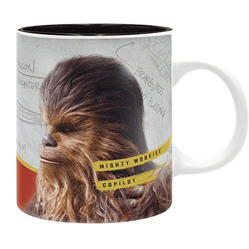 Star Wars Taza Solo Story - Chewie, Mighty Wookiee Copilot