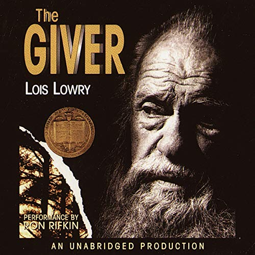 The Giver Audiobook By Lois Lowry cover art