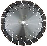 PRODIAMANT Disco diamantato premium Calcestruzzo/Granito Oxx 300 mm x 20 mm Disco diamantato PDX82.118 300 mm per pietra naturale, prodotti in calcestruzzo, materiali duri e semiduri