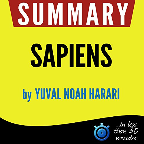 Summary: Sapiens cover art