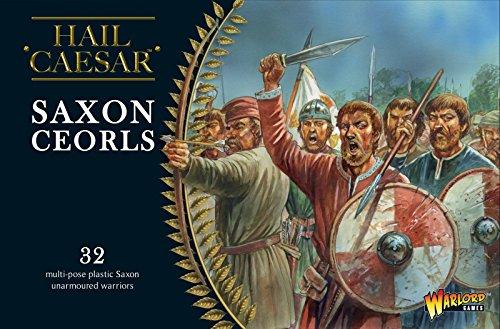 Warlord Games, Hail Caesar - Saxon Ceorls - Wargaming miniatures