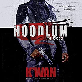 Hoodlum 2 audiobook cover art