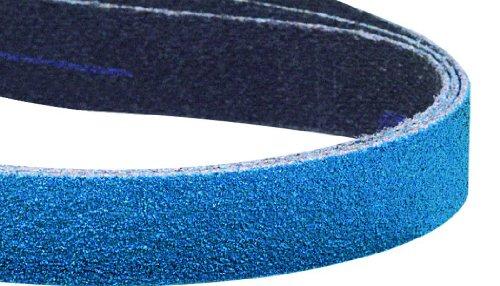 Dynabrade 79011 DynaCut-Gürtel, 1,27 cm breit x 30,5 cm lang, Körnung 60, Grün
