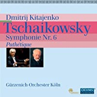 Symphony 6: Pathetique by P.I. Tchaikovsky (2011-04-26)