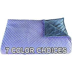 Calmforter premium weighted blanket