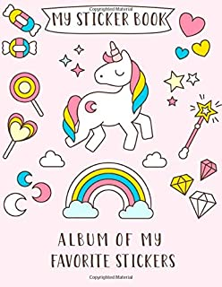 Best stickers collection book Reviews
