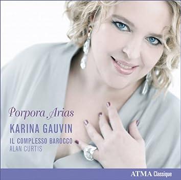 Porpora, N.: Opera Arias