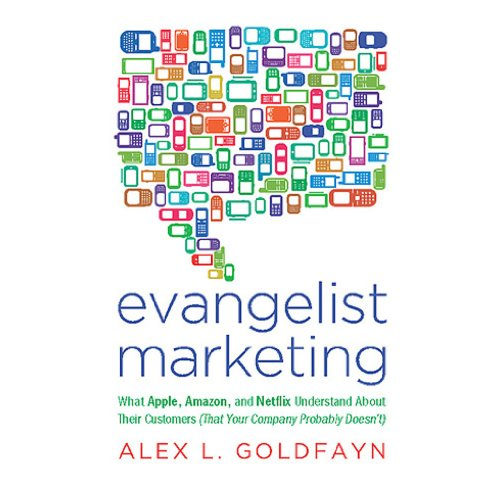 Evangelist Marketing audiobook cover art