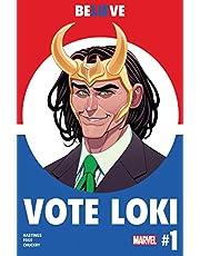 Vote Loki (2016) #1 (of 4) (English Edition)