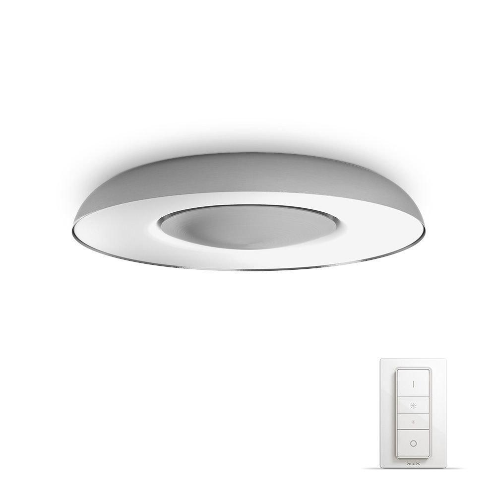 PHILIPS HUE LEDシーリングライト、調光スイッチ付き、すべて調節可能VAN AN APP  - 白3261331p7
