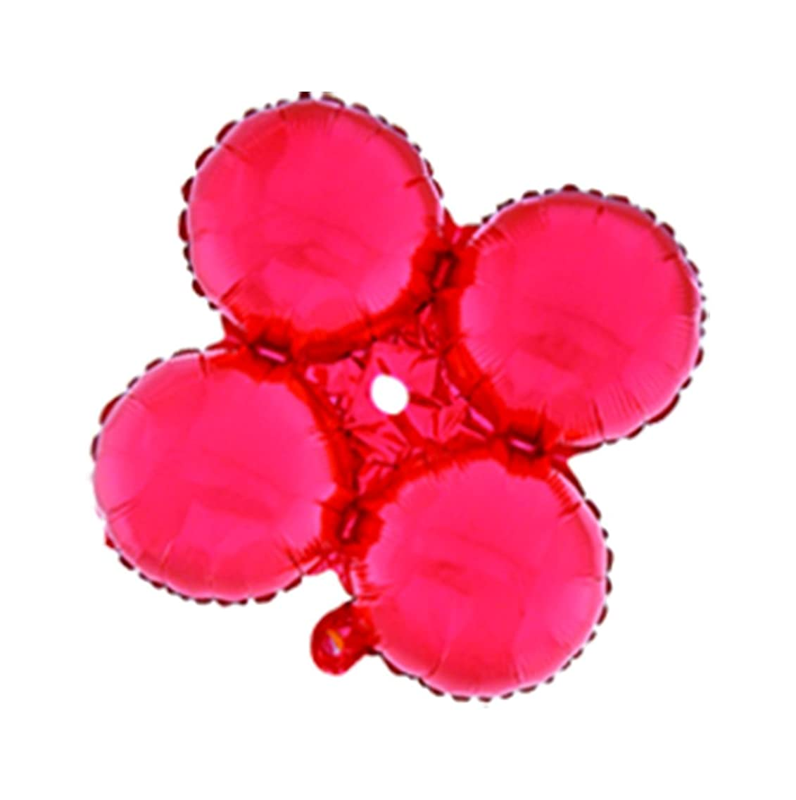 Mcolour Balloon 18 Inch Balloon Arch Kit (red).10 balloons inside