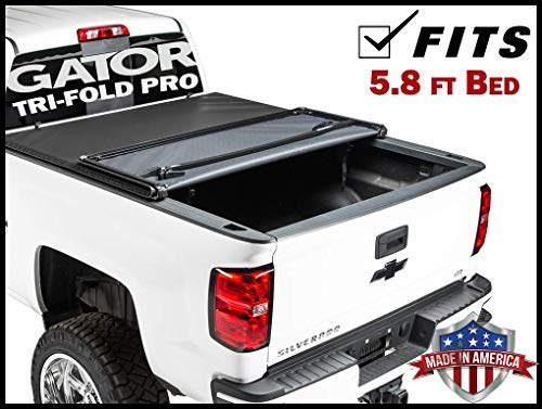 Gator Pro Tri Fold Fits 2014 2018 Chev Buy Online In Bermuda At Desertcart