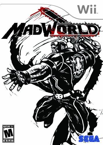 SEGA MadWorld, Wii Nintendo Wii vídeo - Juego (Wii, Nintendo Wii, Acción / Lucha, M (Maduro))