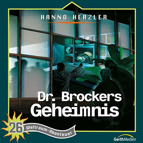 Dr. Brockers Geheimnis audiobook cover art