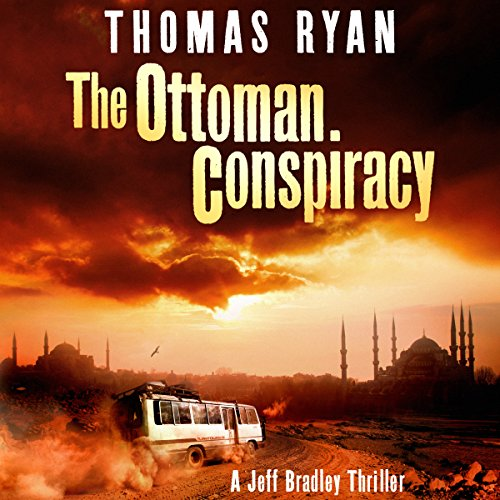 The Ottoman Conspiracy audiobook cover art