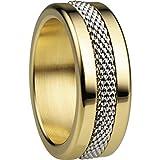 Bering joyería anillo Ladies combinación anillo Arctic Symphony Collection Set ASC45
