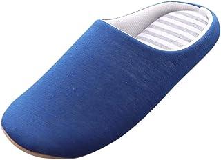 Hengst Une Paire de Chaussons Pantoufles Intérieur Anti Slip Chaussures Chaudes Cadeau De Noël pour Les Femmes Et Les Homm...