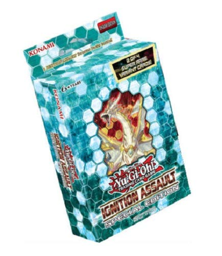 Yu-Gi-Oh! TCG: Ignition Assault Special Edition Deck