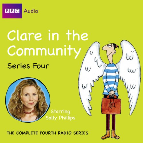 Clare in the Community: Series 4 audiobook cover art