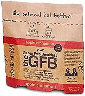 The Gluten Free Bar High Protein Oatmeal Power Breakfast, Apple Cinnamon, 2 Ounce