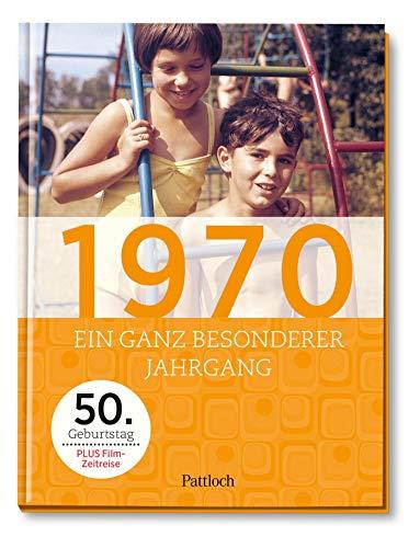 1970: Ein ganz besonderer Jahrgang - 50. Geburtstag